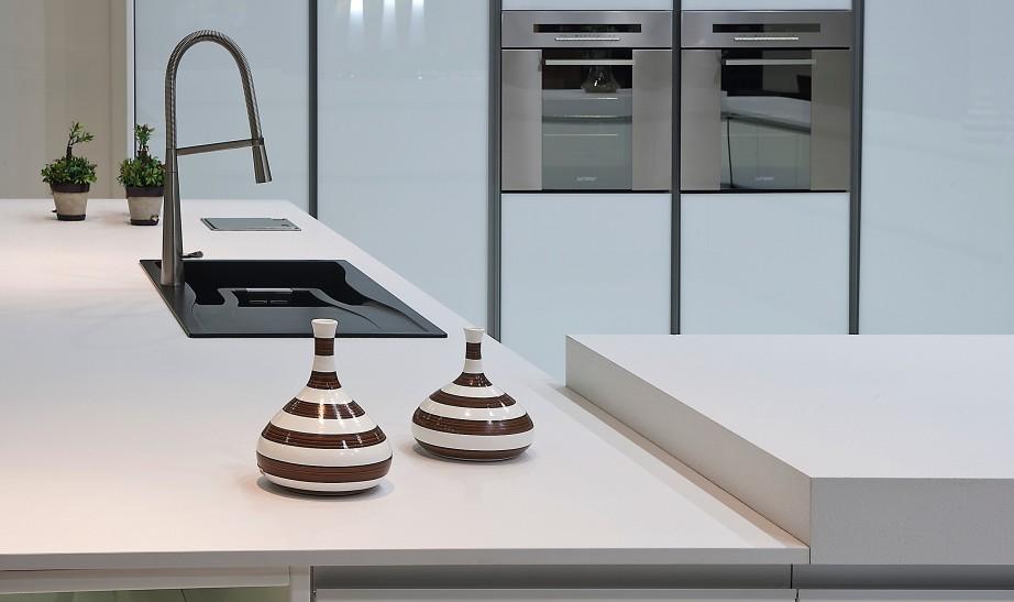 Silestone cocina 3 Blanco Zeus